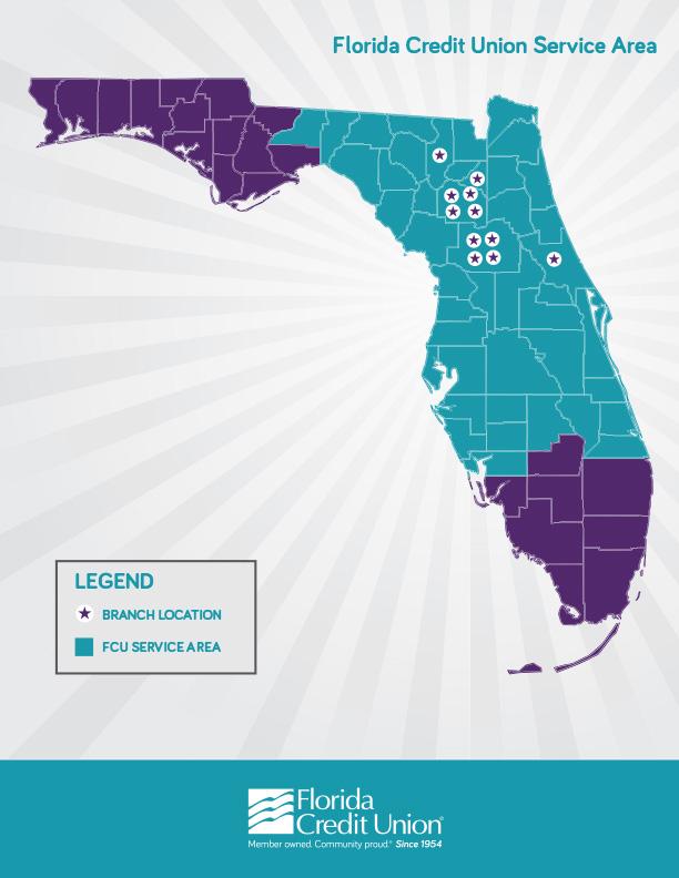 FCU Locations